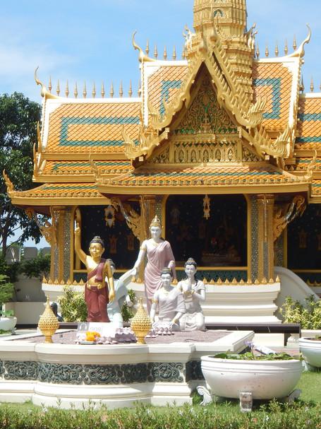 Golden Temple, Bangkok, Thailand