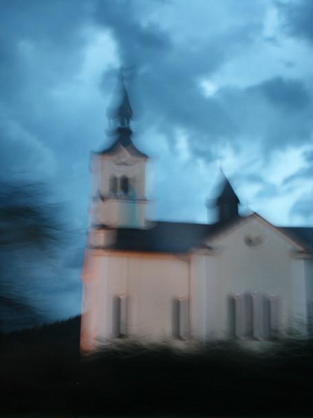 Ghostly Church, Germany