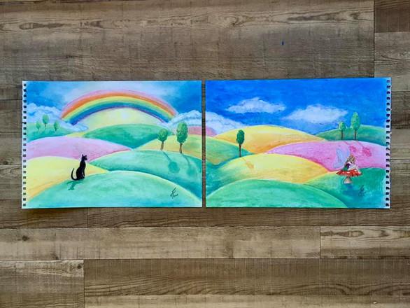 Cambie and the Rainbow Bridge