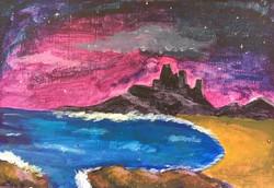 Landscape by K.G.