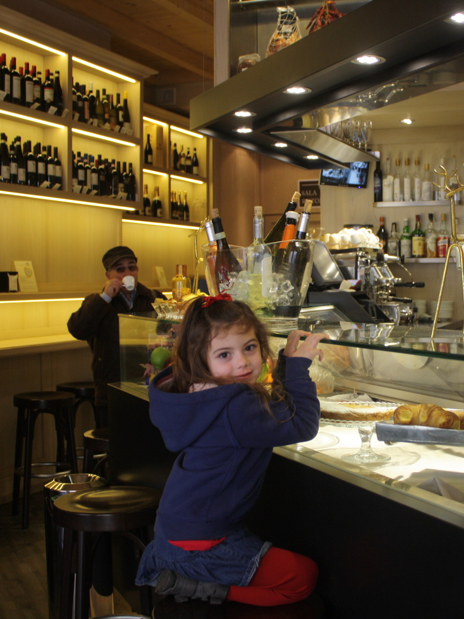 Cafe Bar, Treviso, Italy