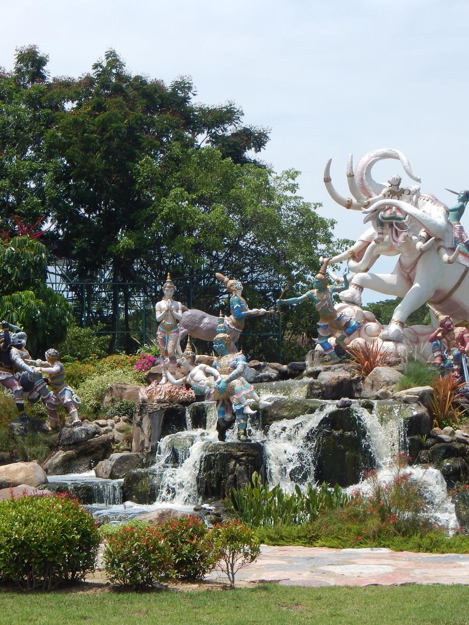 Fountain, Thailand