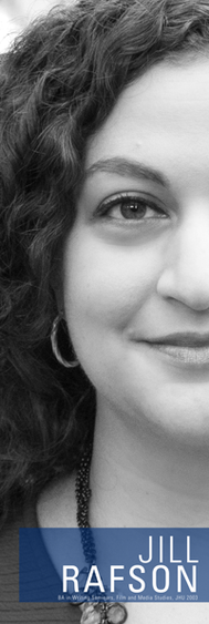 Rafson is Director of New Play Development at Roundabout Theatre in  NYC.