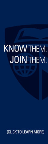 Know them. Join them.