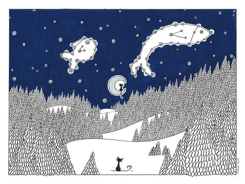 La Constellation du Chat