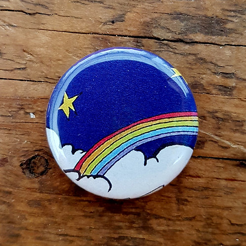 "Badge ""l'Arc-en-Ciel"""