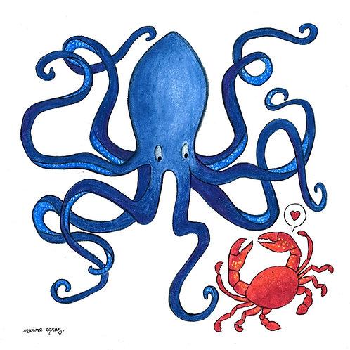 Un Amour de Crabe
