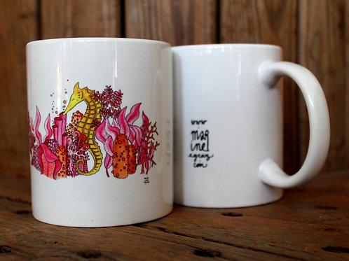 """Mug """"L'hippocampe"""""""