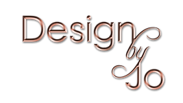 Design by Jo Logo - Metal