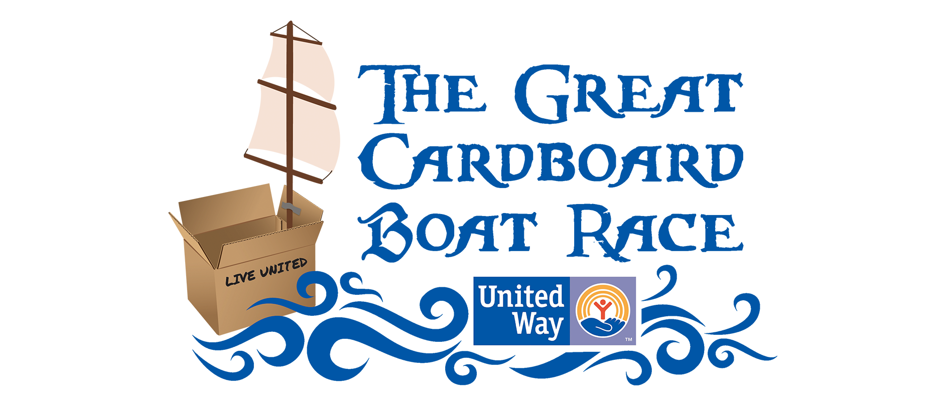 United Way Campaign Kickoff Logo