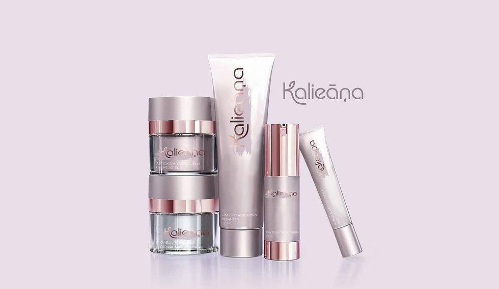 Product Mockups - Kalieana