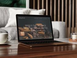 Premium Website Design - Toffee Store