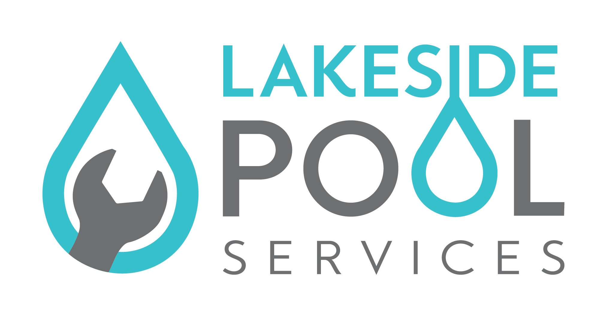 Lakeside Pool Services Logo