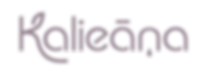 kalieana lilac logo full