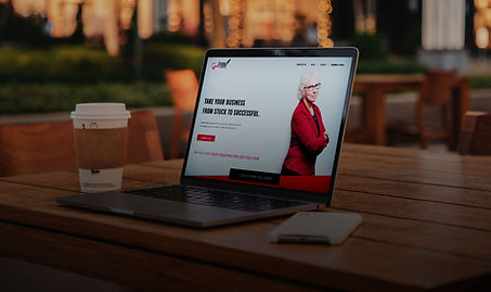 Brand & Website Re-Design