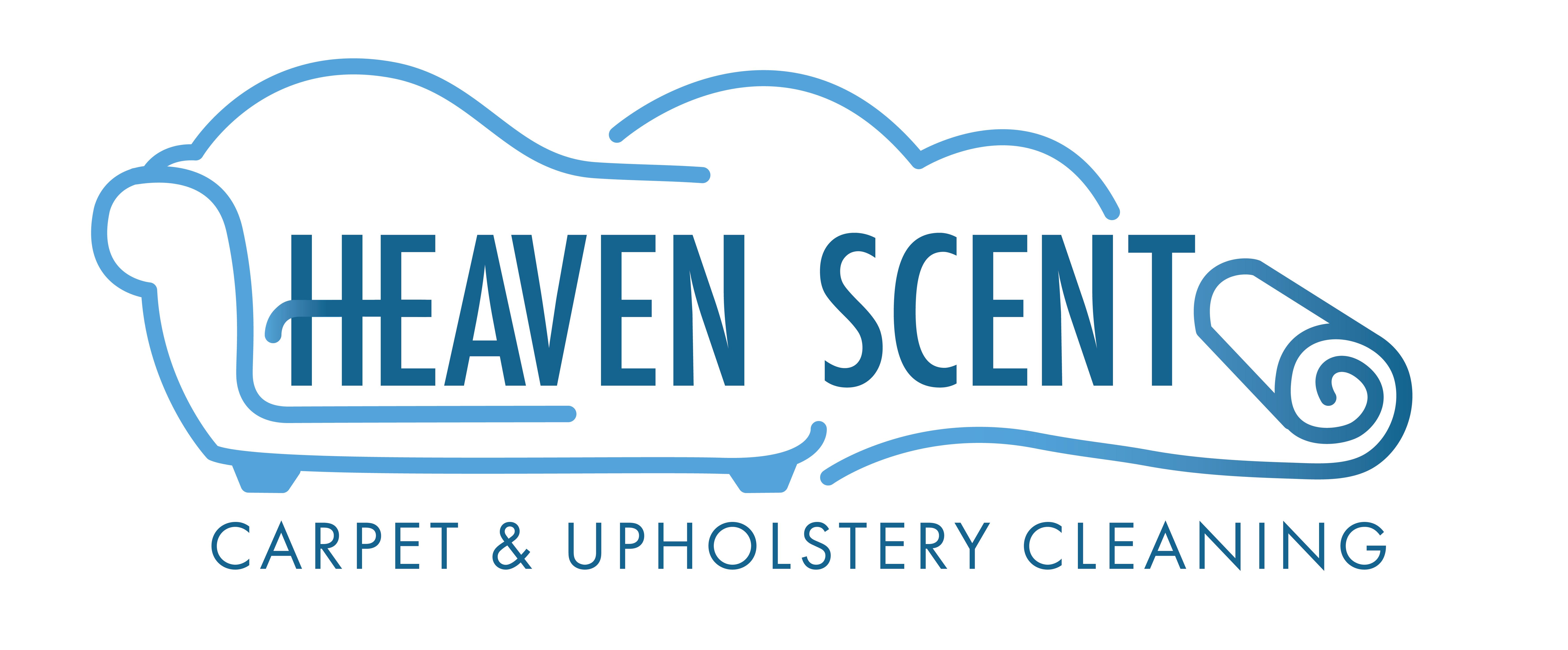 Heaven Scent Carpet & Upholstery Logo
