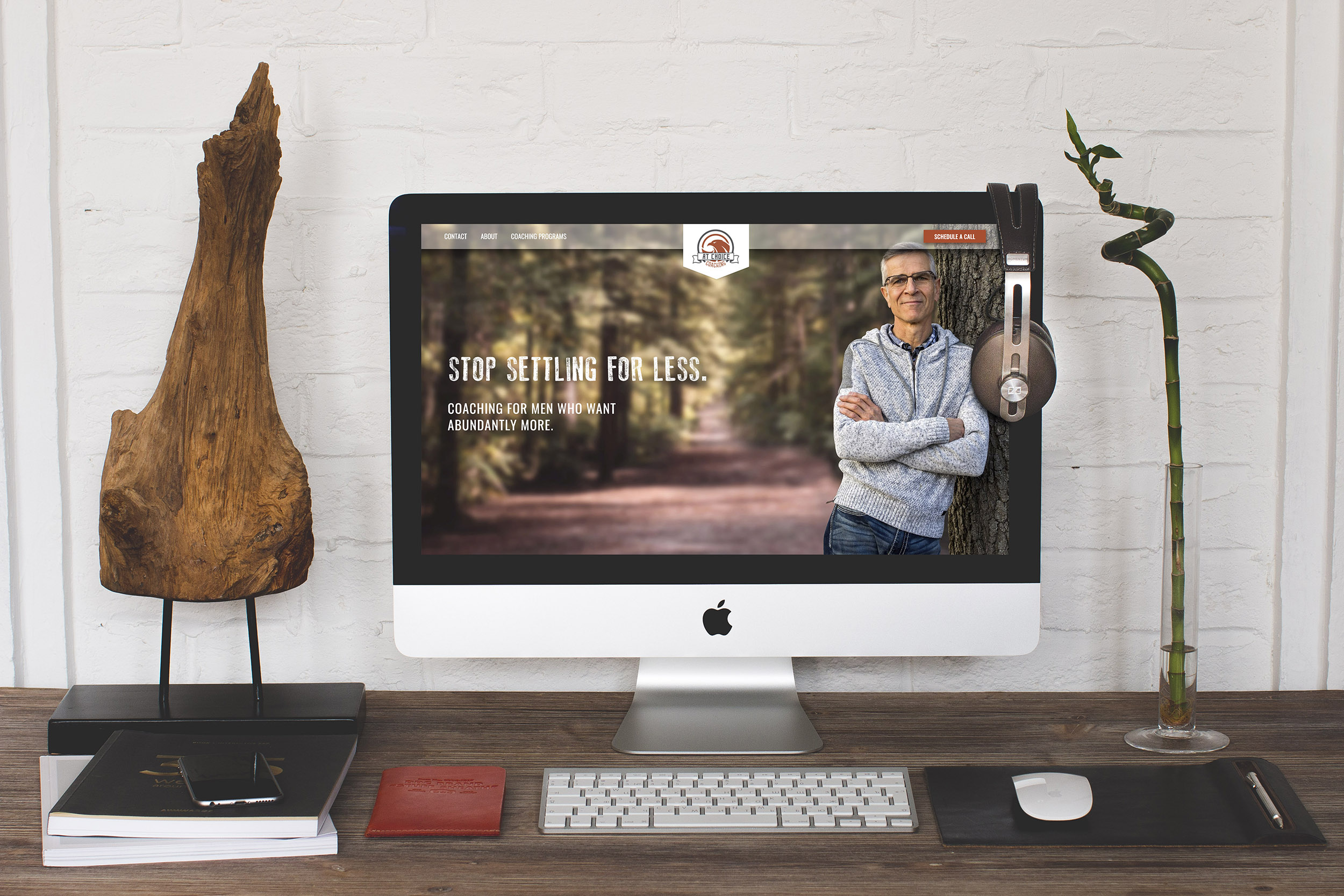Website Design - At Choice Coaching