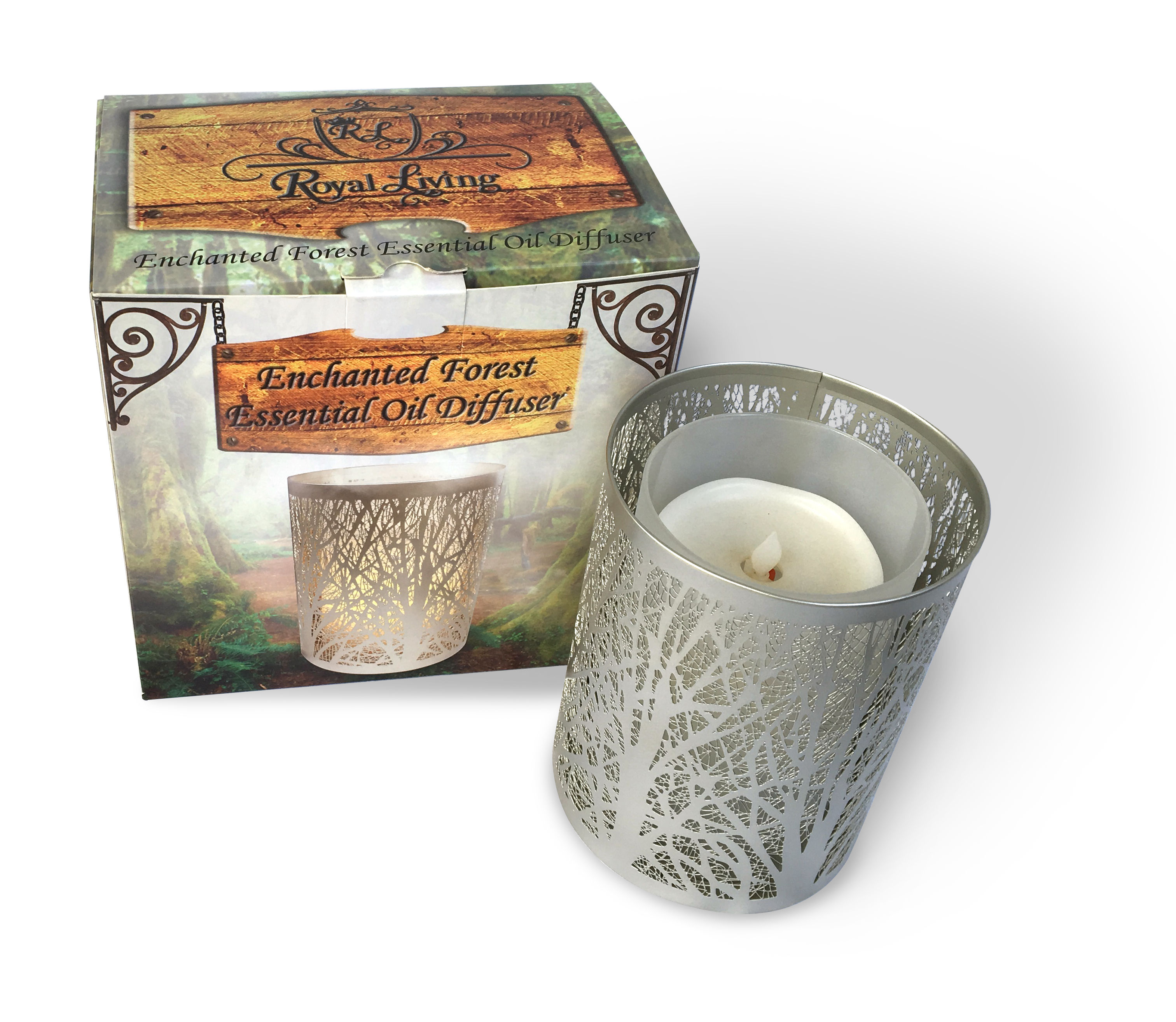Product Package - Enchanted Forest Diffu