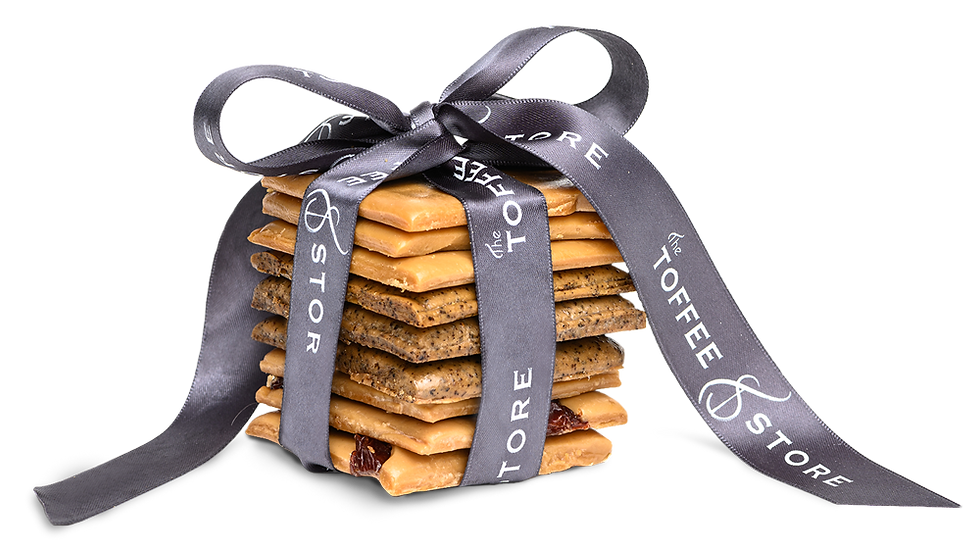 Product Photography - Toffee Stack