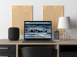 Coming Soon Page - Novo
