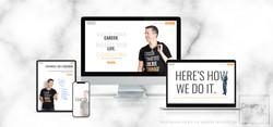 Website Design - Engineering Coach