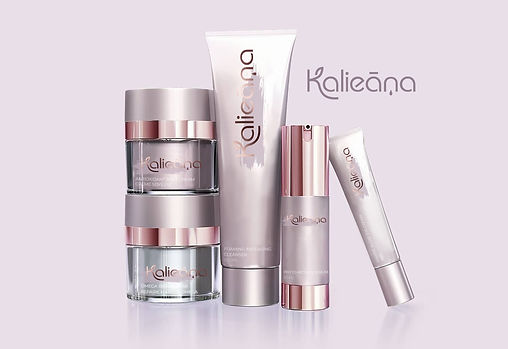 Kalieana Product Packaging