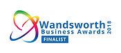 Wandsworth Business Awards FINALIST Logo
