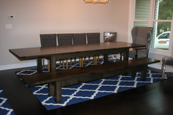 Eleven Foot Table