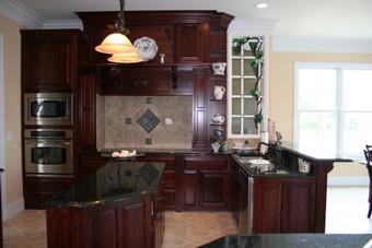 preddy cherry kitchen