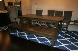 Mogan dining table