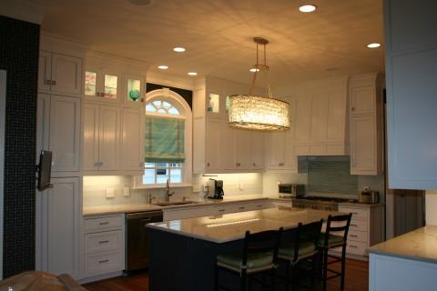 Custom kitchen in Raleigh