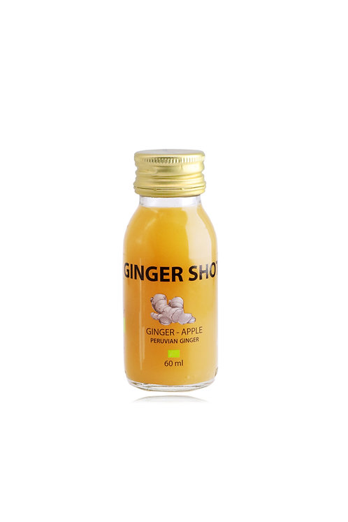 Ginger shot  Apple