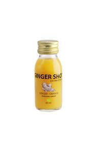 Ginger shot  Orange