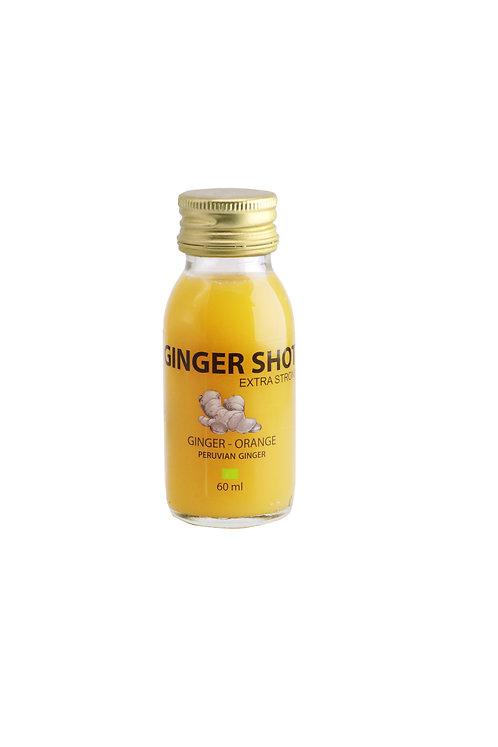 Ginger shot  Orange