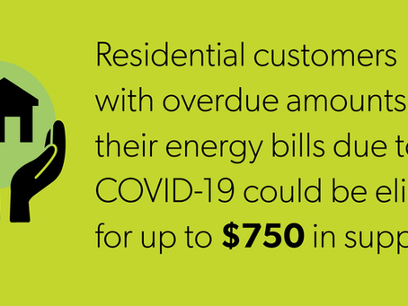 PROGRAM ENDED - COVID-19 Energy Assistance Program - Residential (CEAP)