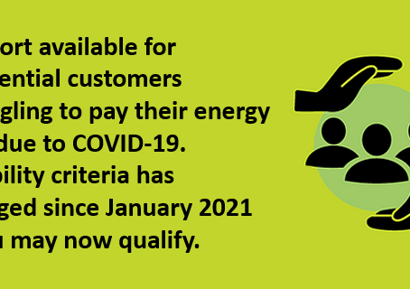 COVID-19 Energy Assistance Program - Residential (CEAP)