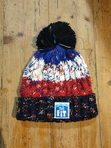 Pit 'Hot Cake' Bobble Hat