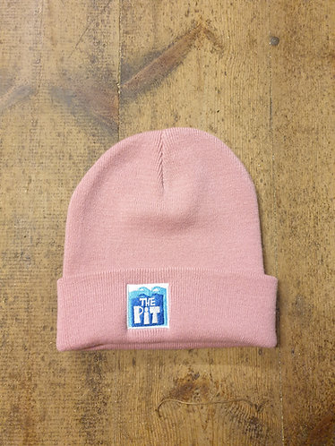 Pit Beanie (Dusky Pink)