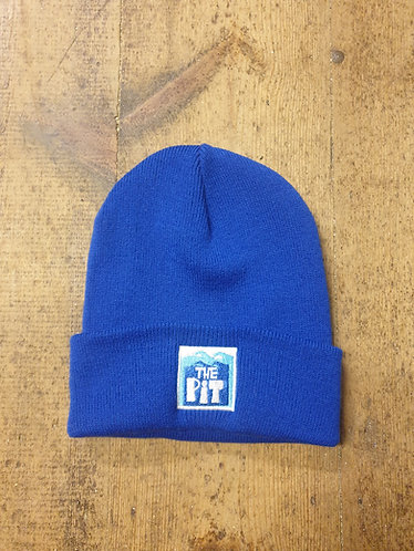 Pit Beanie (Royal blue)