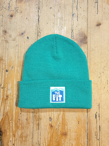 Pit Beanie (Kelly Green)