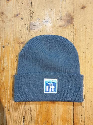 Pit Beanie (Steel Blue)