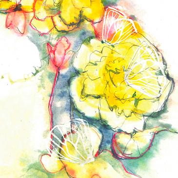 Kim Rebecca, Norwich Illustrator, Cakes