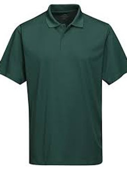 Green SS Polo Shirt (Spring/Fall)