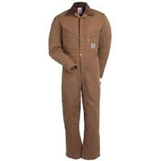 X01 Carhartt Insulated Coverall
