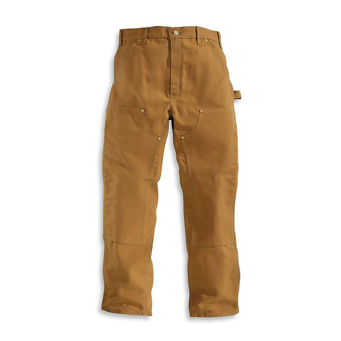 Carhartt B01 Firm Duck Double-Front Work Dungaree