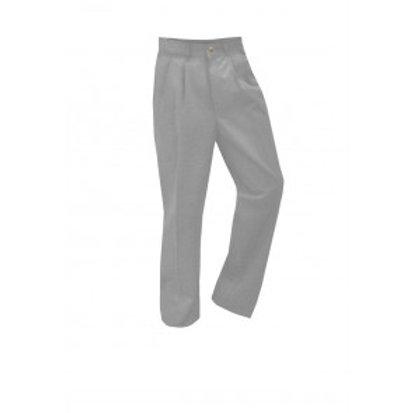 Grey Twill Pant Boy/Husky