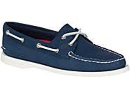 Sperry Navy Boat Shoe