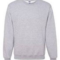 HC Grey Gym Sweat Shirt with Logo