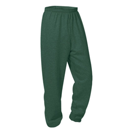 Green Sweatpant with Logo