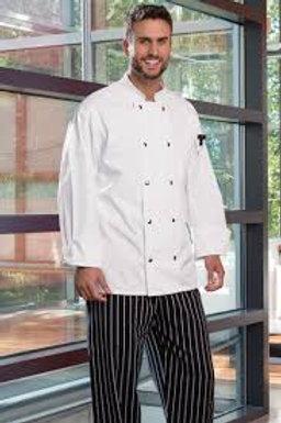 402 Long Sleeve White Chef Coat